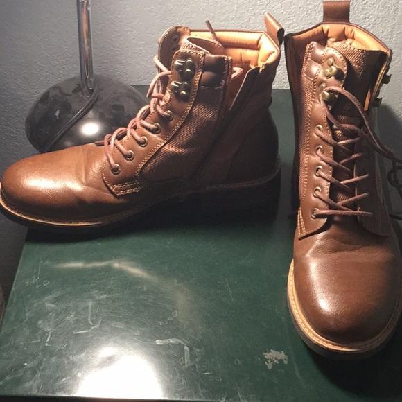 1fa04ada7b0 Garrison boots by J75